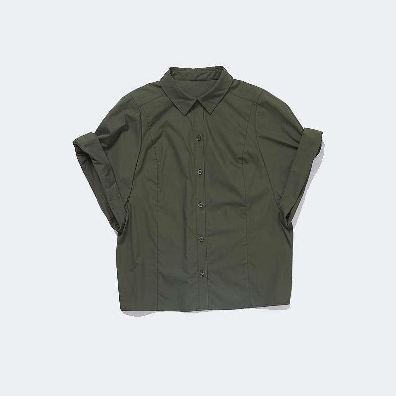 Big sleeve shirts